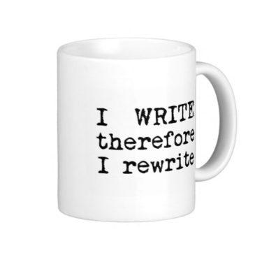 Writers write.